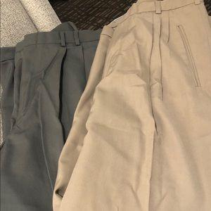 Bundle Set Dress Slacks